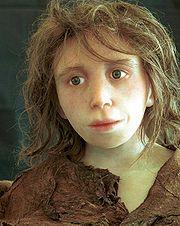 Neanderthal Cocuk